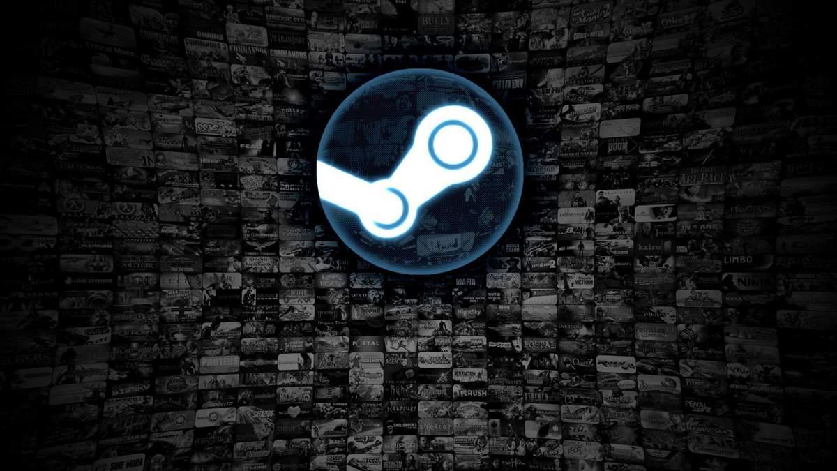 На платформі Steam з'явилася гривня