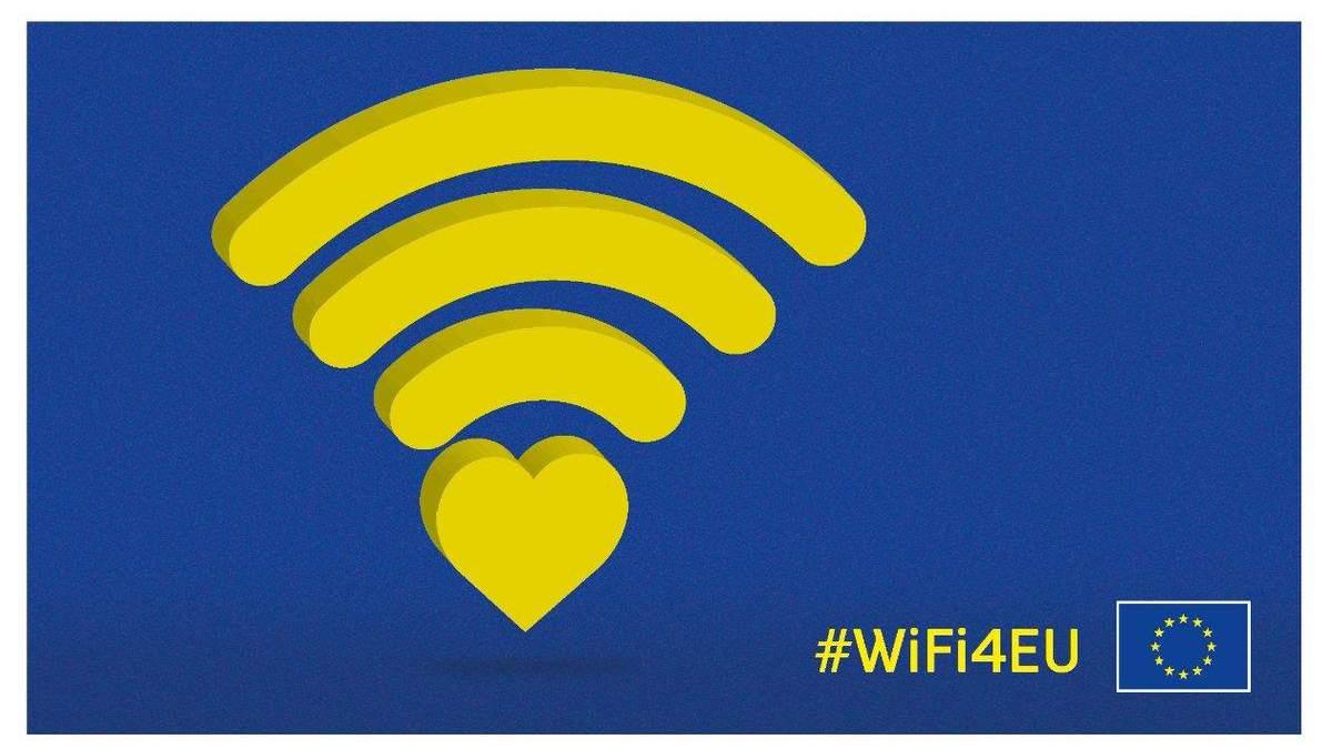 В ЕС запустят бесплатные точки Wi-Fi уже в мае 2018