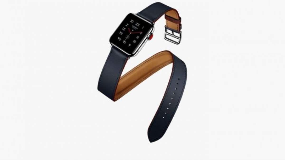 Apple Watch доповнили стильними ремінцями від Hermès: фото