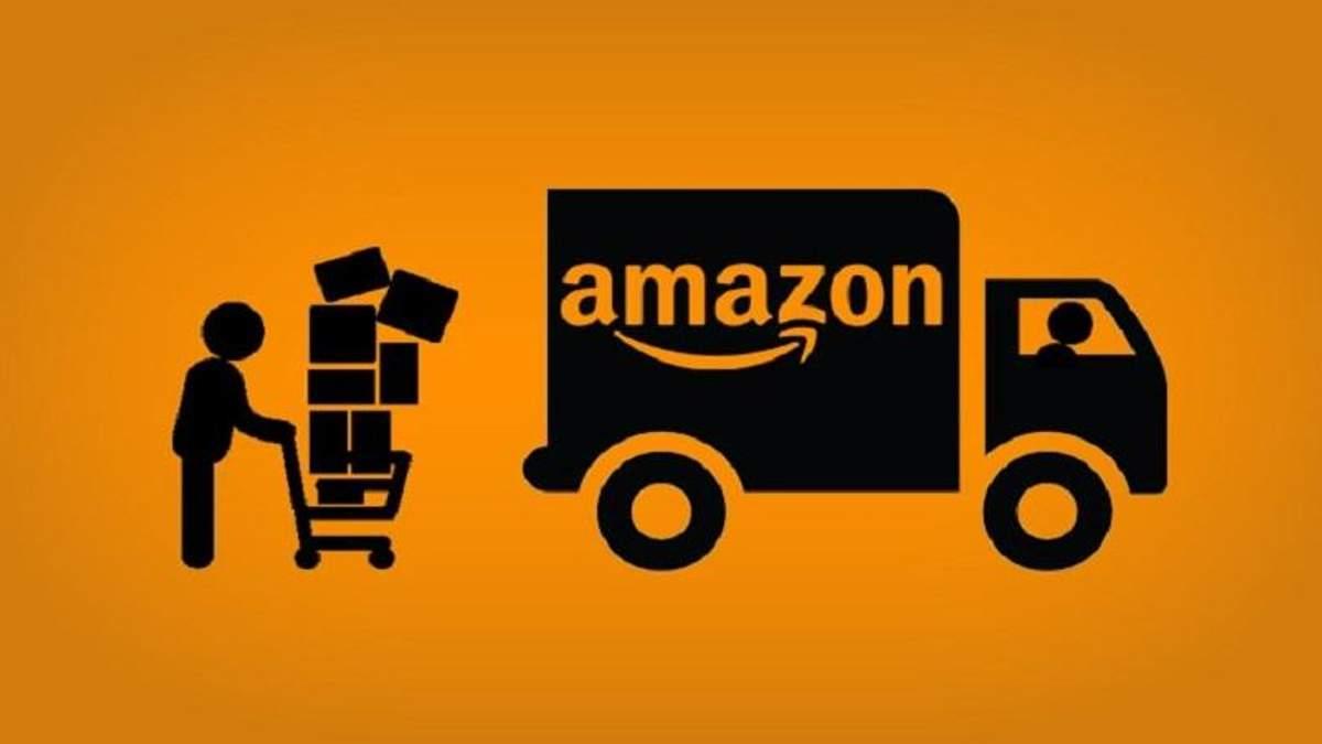 Amazon запускает бесплатную двухчасовую доставку свежих продуктов и цветов
