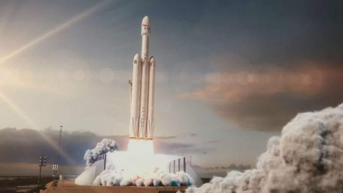 Запуск Falcon від SpaceX утворив діру в іоносфері Землі: як це вплинуло на людей