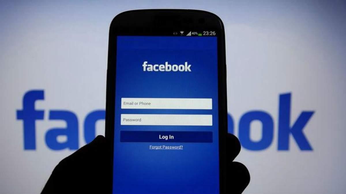 Новий скандал у Facebook