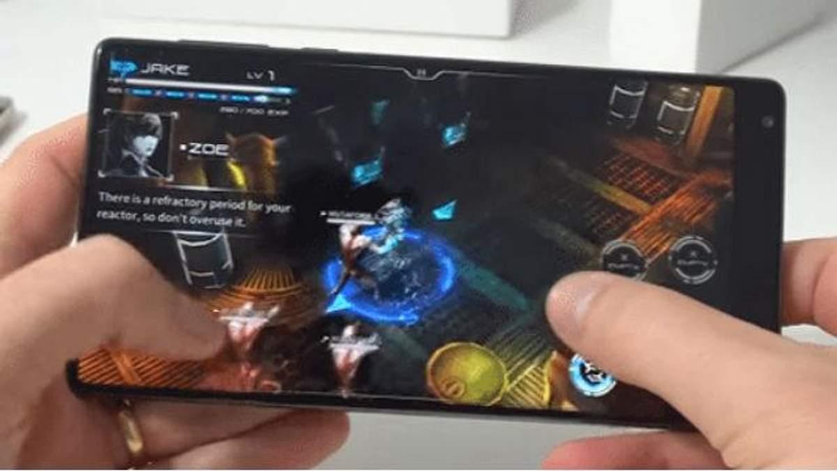 Xiaomi розробляє ігровий смартфон Blackshark