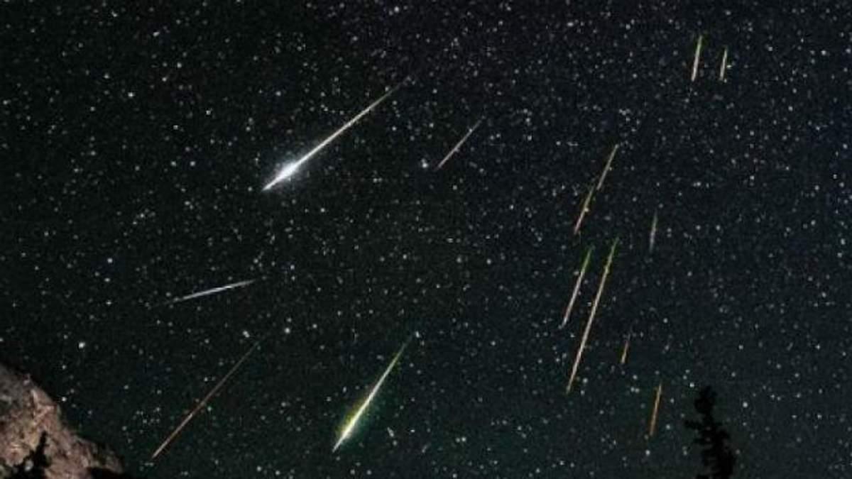 Над Японией запустят искусственный метеоритный дождь
