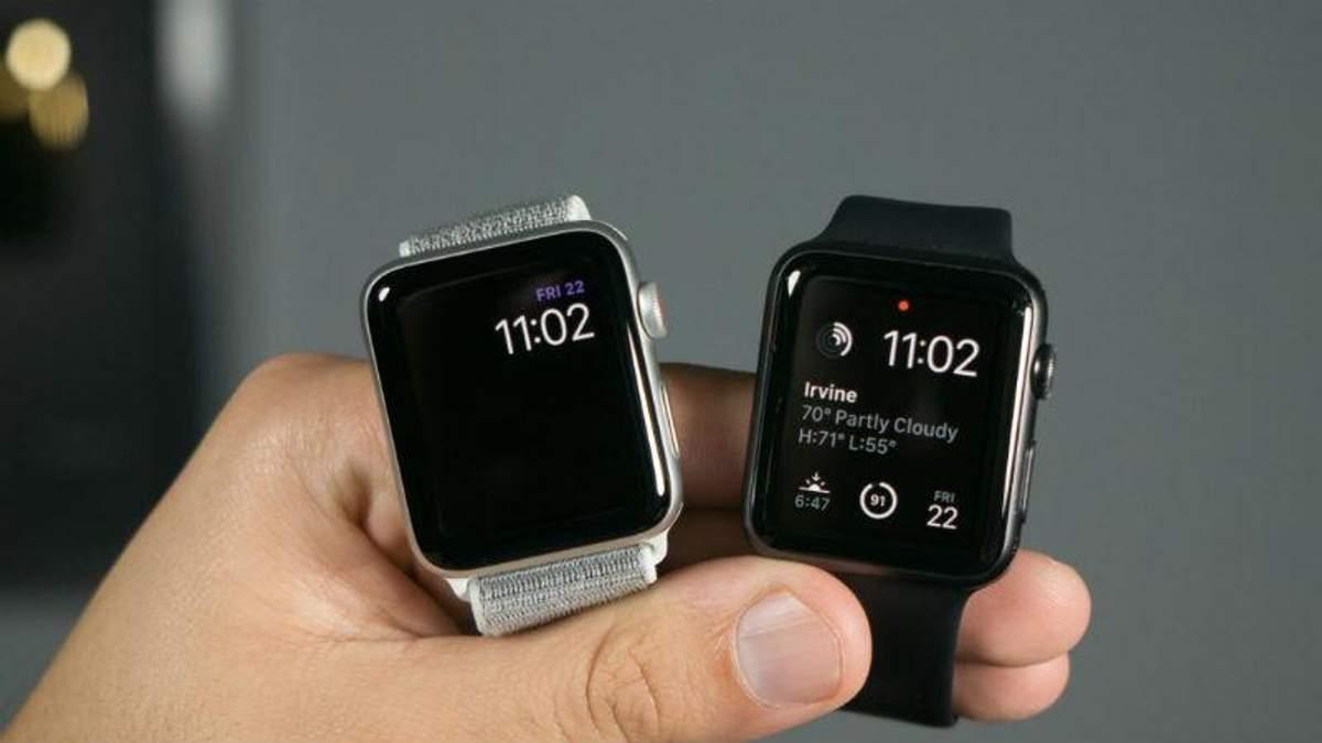 Аналітик припустив, як виглядатиме  Apple Watch Series 4