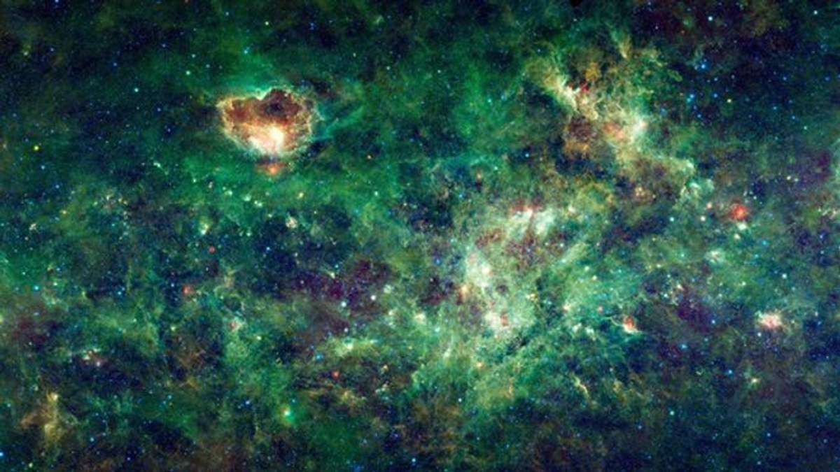 """Телескоп """"Радиоастрон"""" обнаружил космическое тело размером с Солнце"""