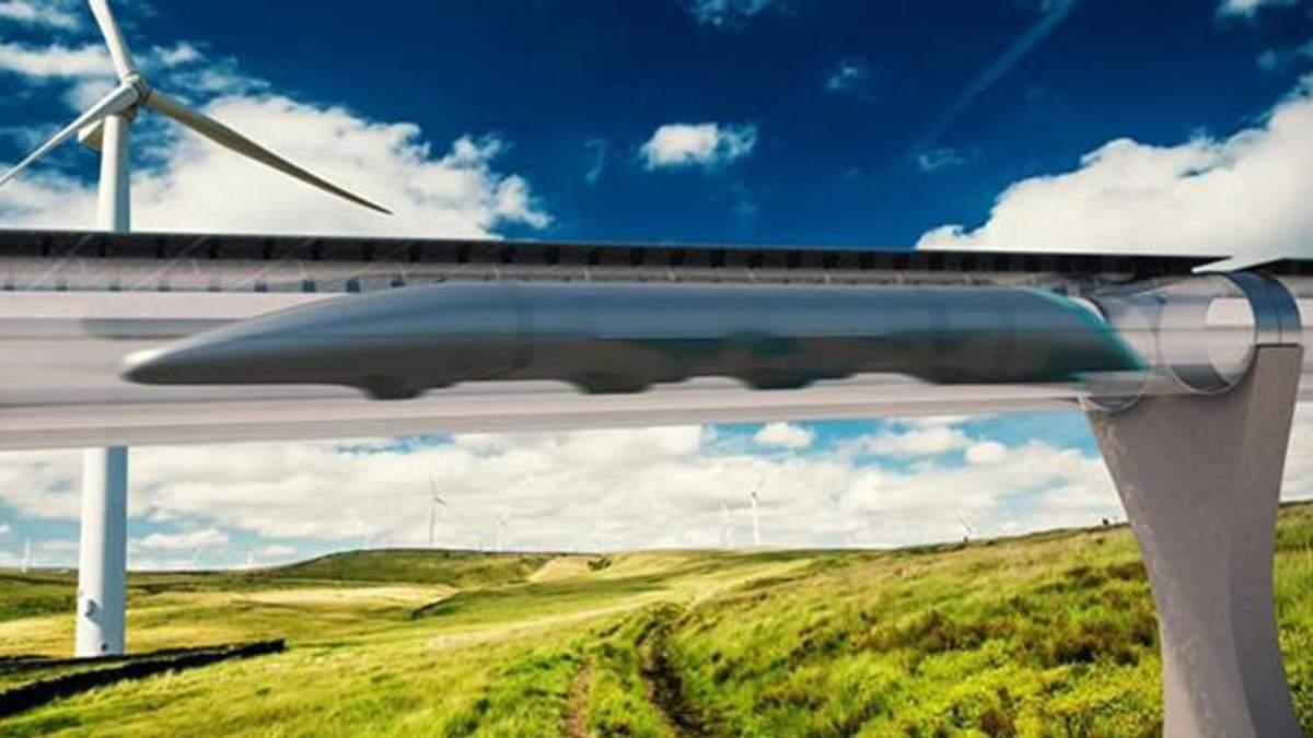 Омелян здивував заявою, коли в Україні може з'явитися Hyperloop