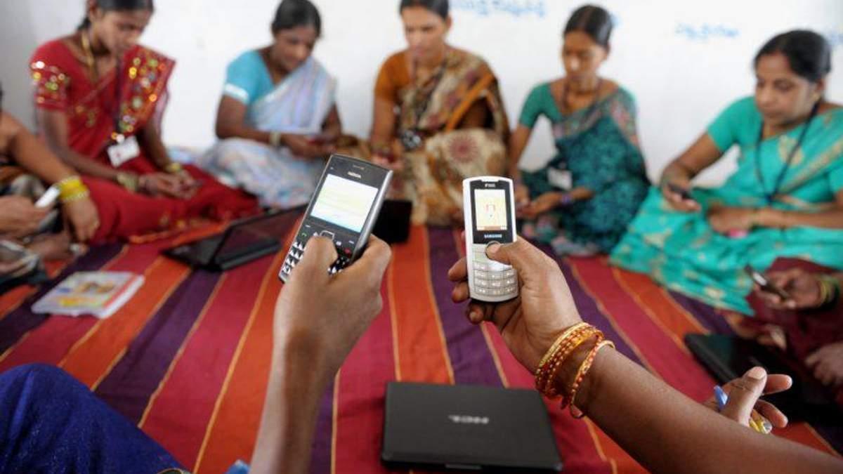 Індія увійшла в трійку найбільших виробників смартфонів