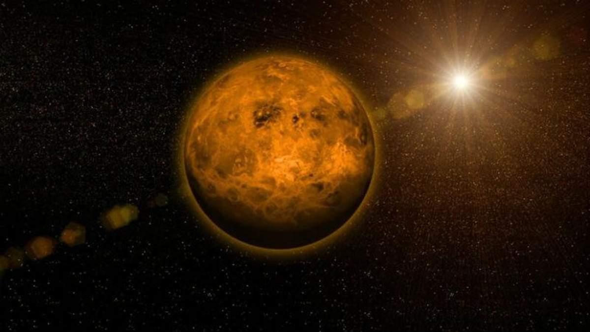 """На Венері побачили """"натяк"""" на життя"""