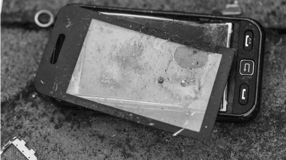 Какие смартфоны чаще всего разбивают украинцы
