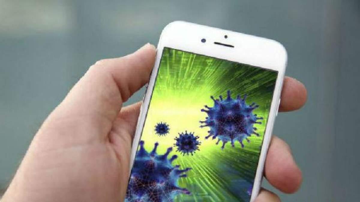 Новый вирус-троян на Android