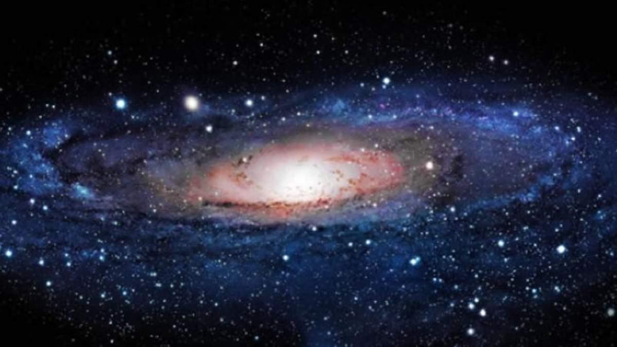 Цікаве припущення: Чумацький Шлях збільшується на 500 метрів кожної секунди