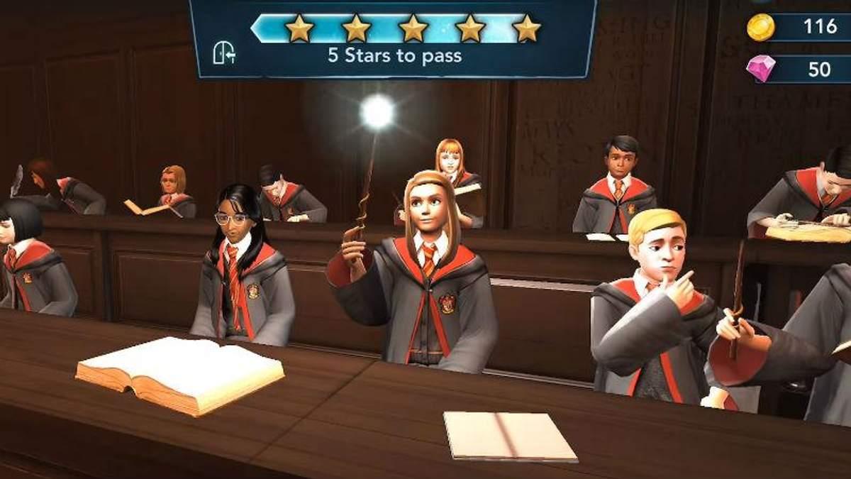 На смартфонах з'явиться нова гра про світ Гаррі Поттера