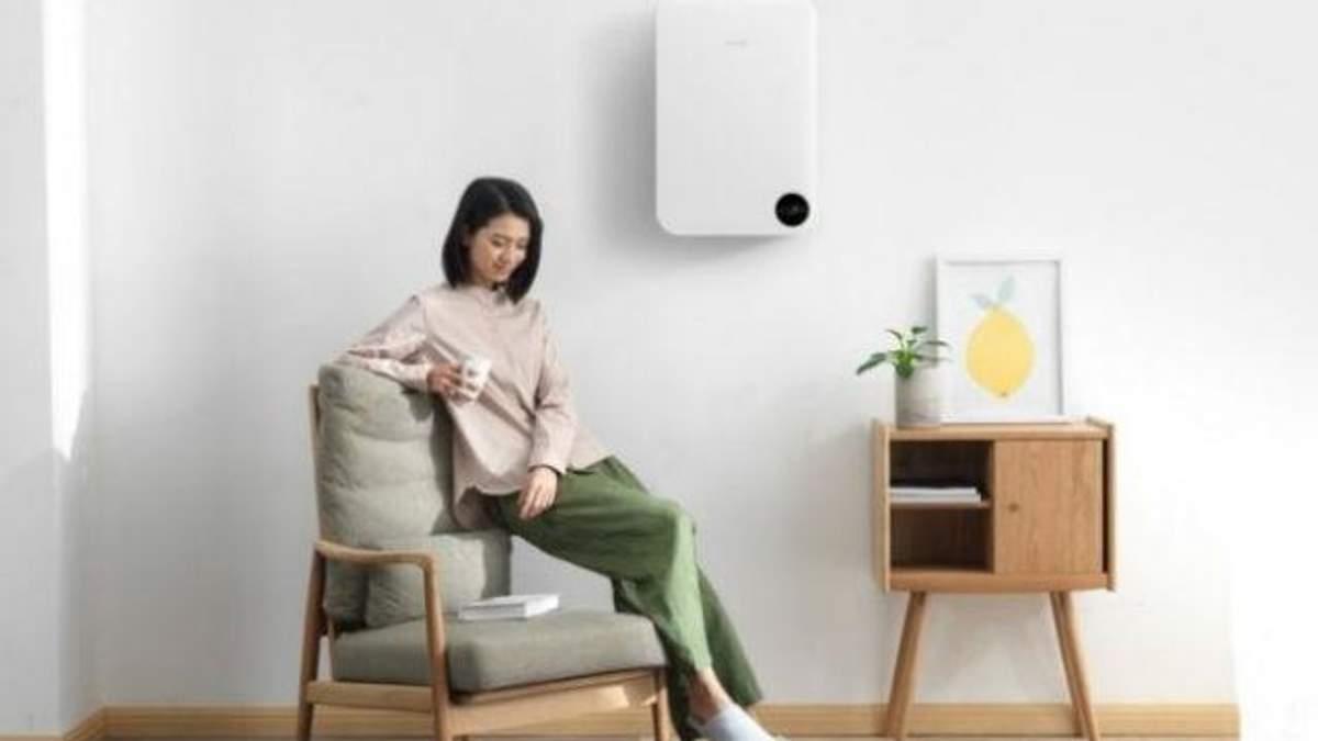 Xiaomi випустила очищувач повітря від Zhimi