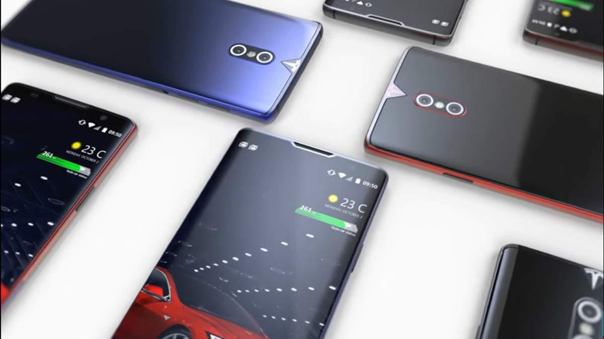 Компанія Маска продемонструвала концепт революційного Tesla Phone: огляд, характеристики, ціна