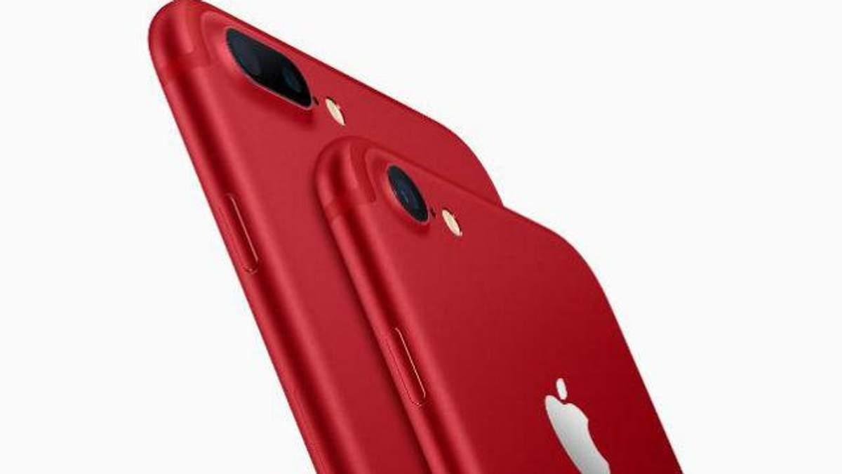3 причини, чому варто купувати новий червоний iPhone 8