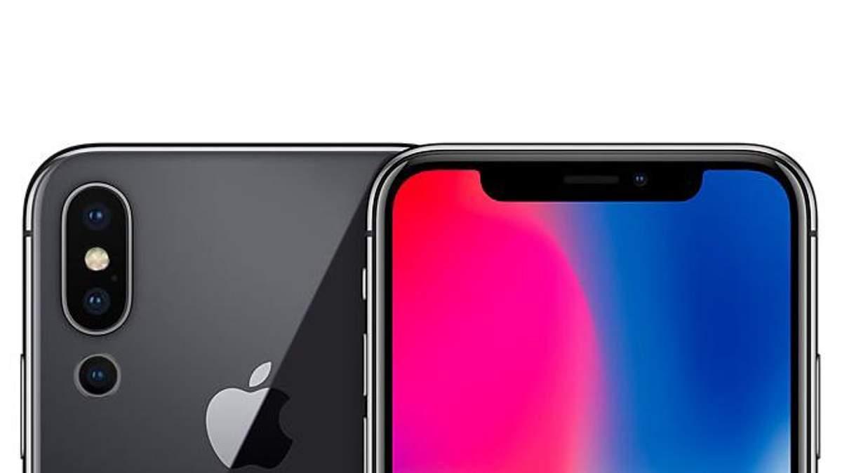 Компанія Apple може випустити iPhone з потрійною камерою