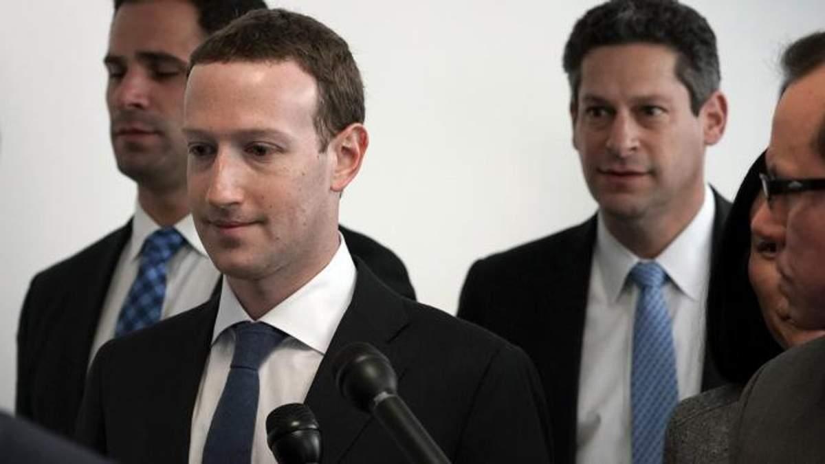 Цукерберг в Сенаті: ТОП-15 запитань сенату до Марка Цукерберга