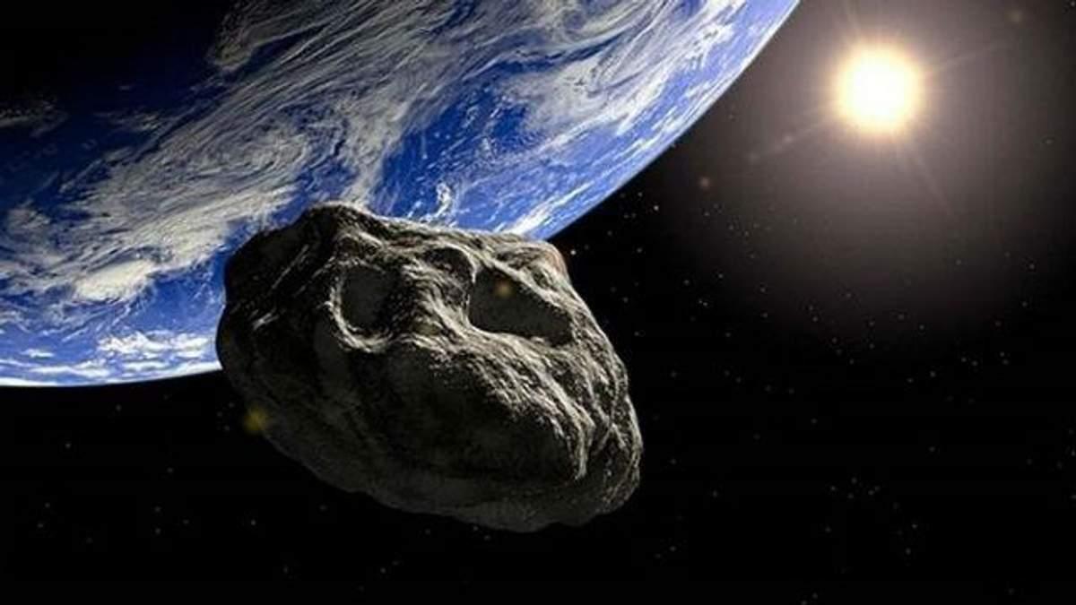 У NASA назвали астероїд, зіткнення з яким загрожує людству