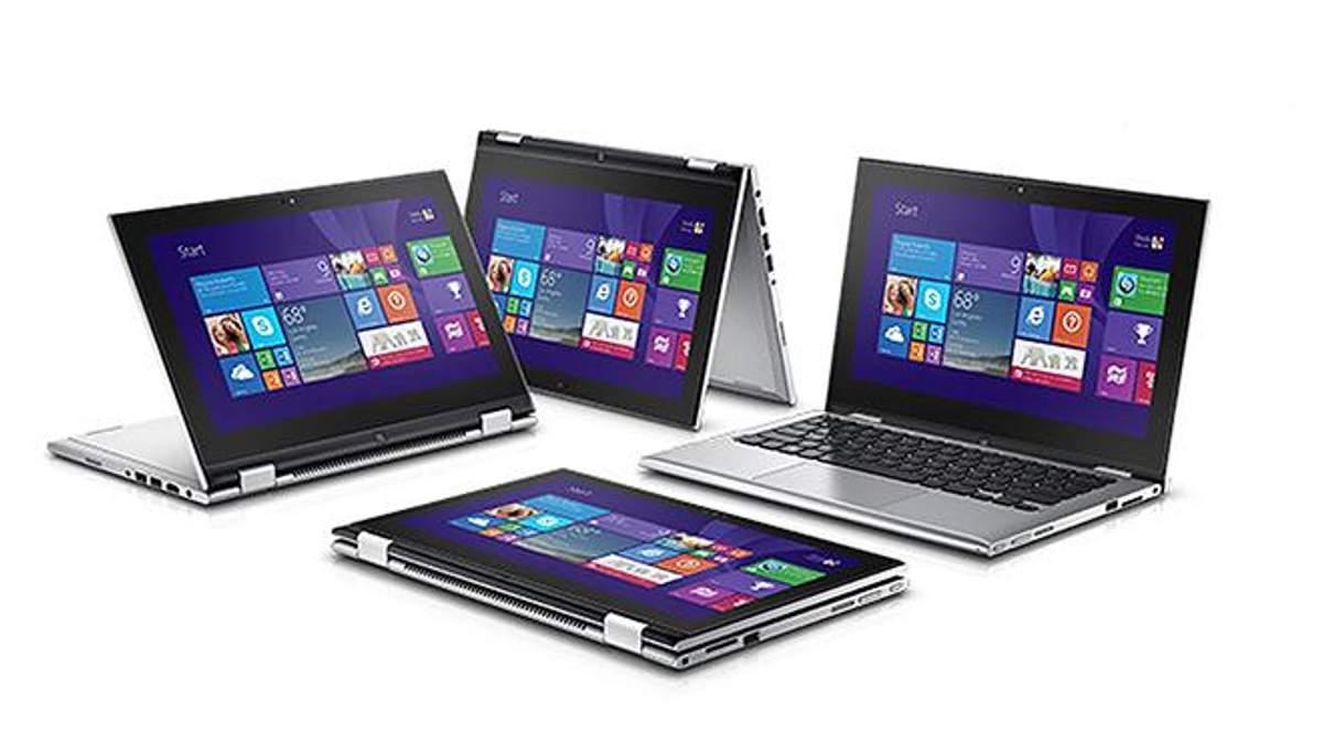 Dell представила ноутбук-трансформер со сверхмощным процессором