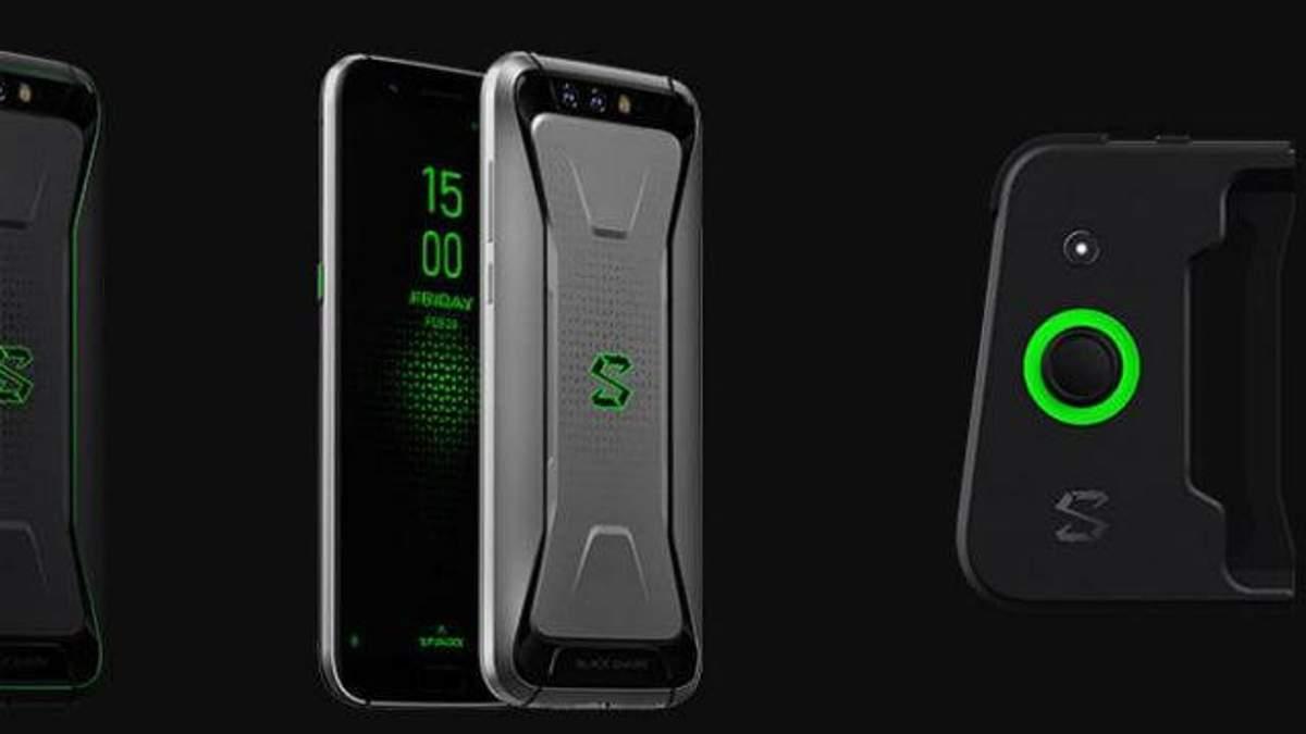 Xiaomi Black Shark: обзор, цена и фото новинки Xiaomi