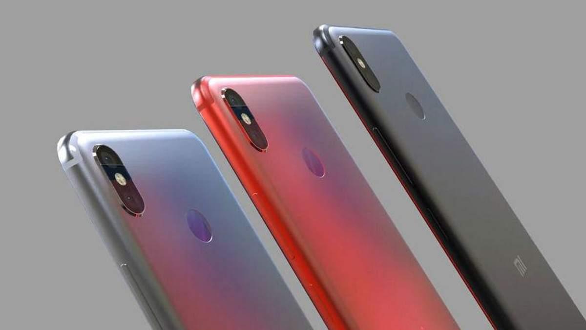 Новий смартфон Xiaomi Mi 6X представили у промовідео