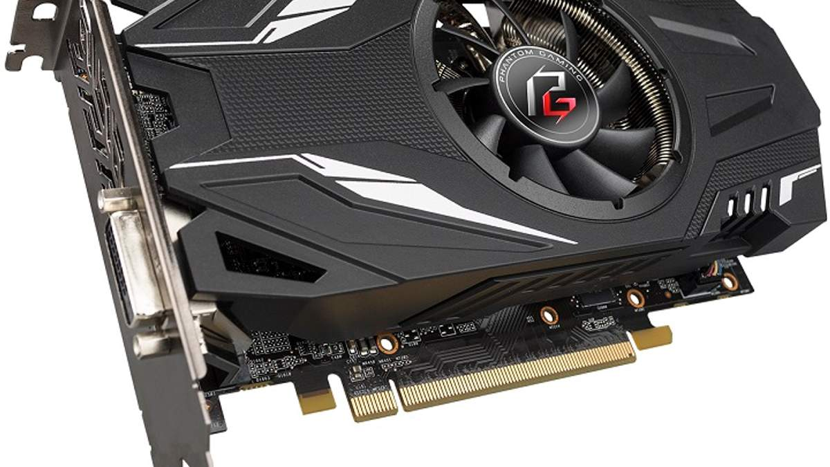 Phantom Gaming M1 Radeon RX 570