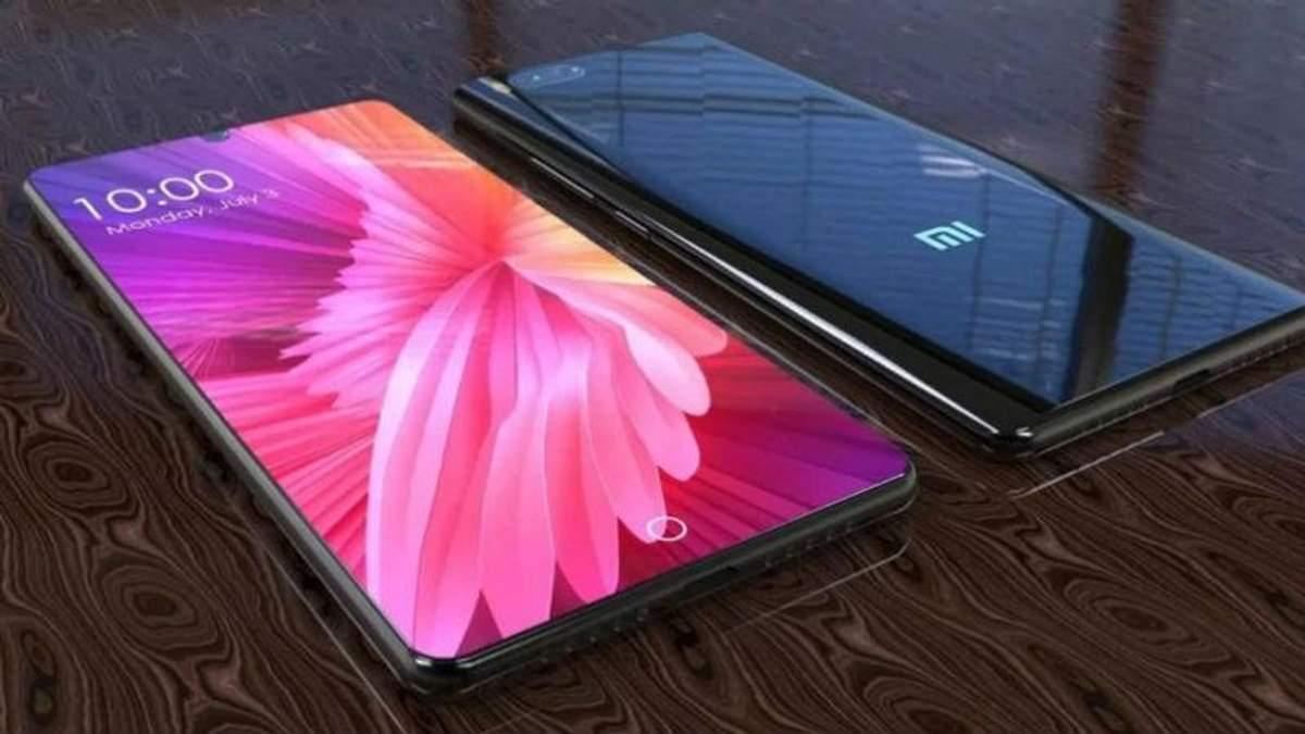 Смартфон Xiaomi Mi 7
