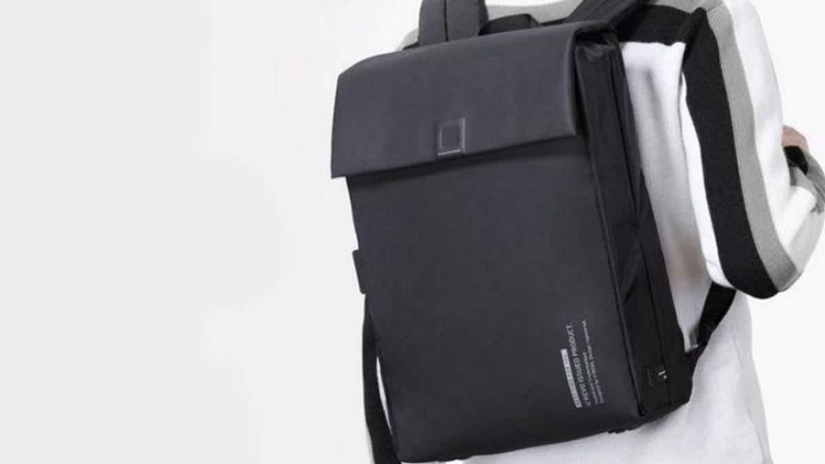 Xiaomi разработала рюкзак-трансформер: фото и цена