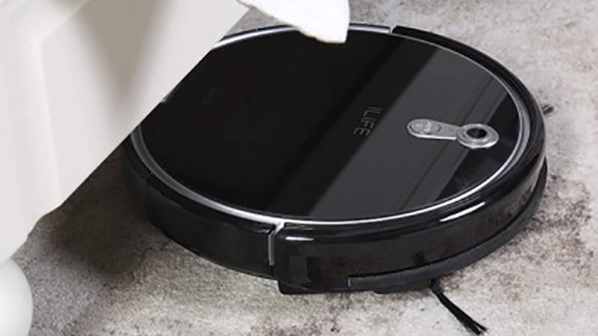Компания iLife представила бюджетного робота-пылесоса: обзор, цена