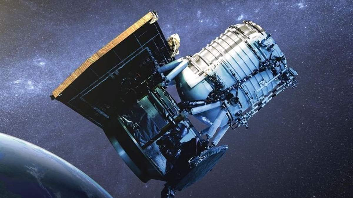 Телескоп WISE