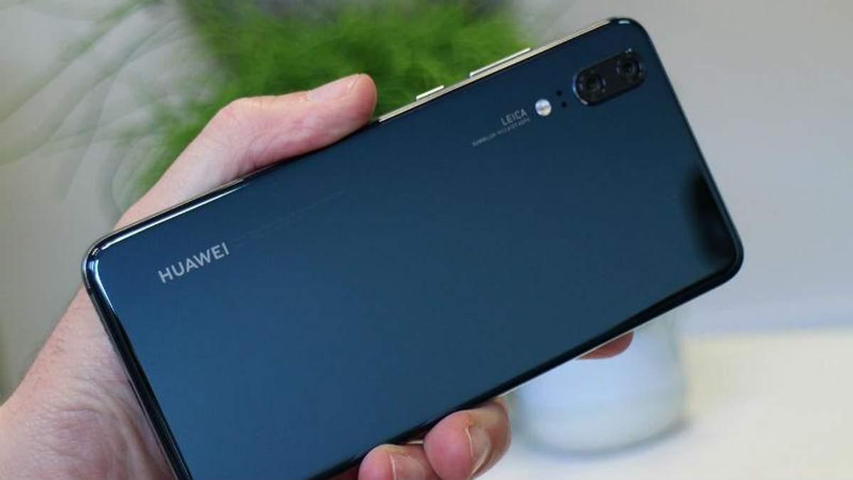 Huawei P20 Pro назвали лучшим смартфоном для фотографий