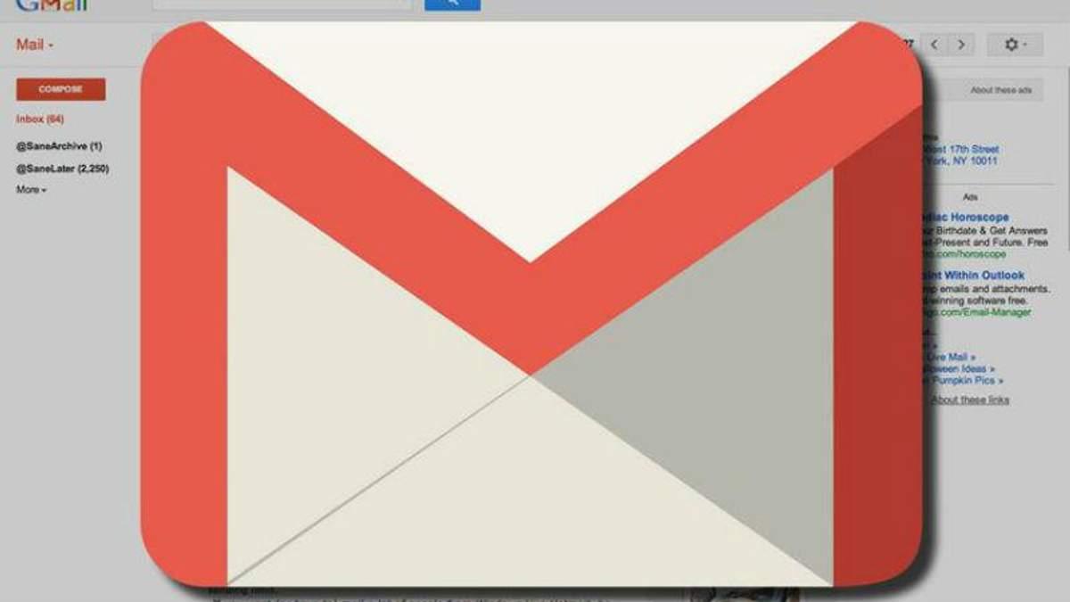 Gmail переходить на новий дизайн