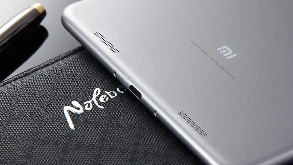 Xiaomi MiPad 4 отримає кілька особливостей