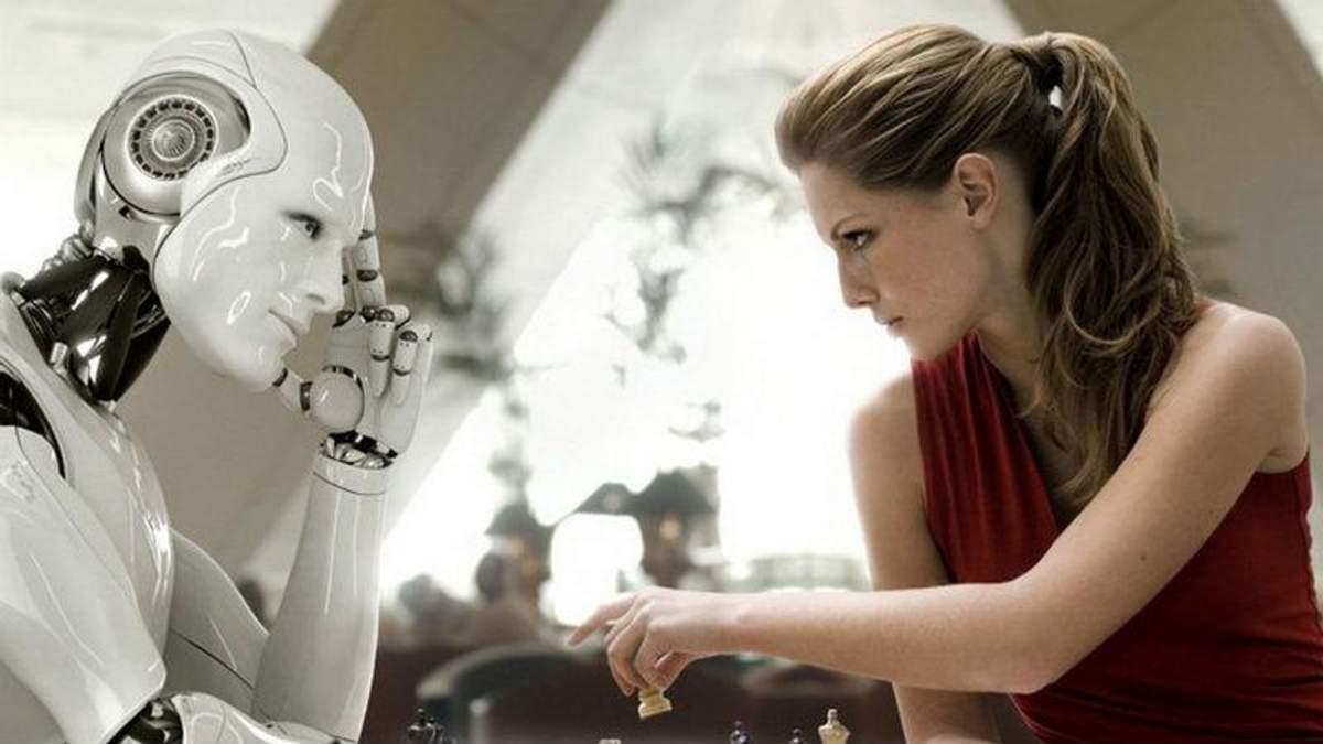 Через 30 років роботів буде більше, ніж людей