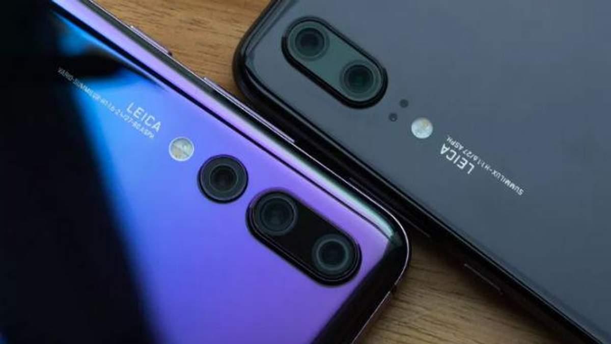 Китайці створили копії флагманів Huawei