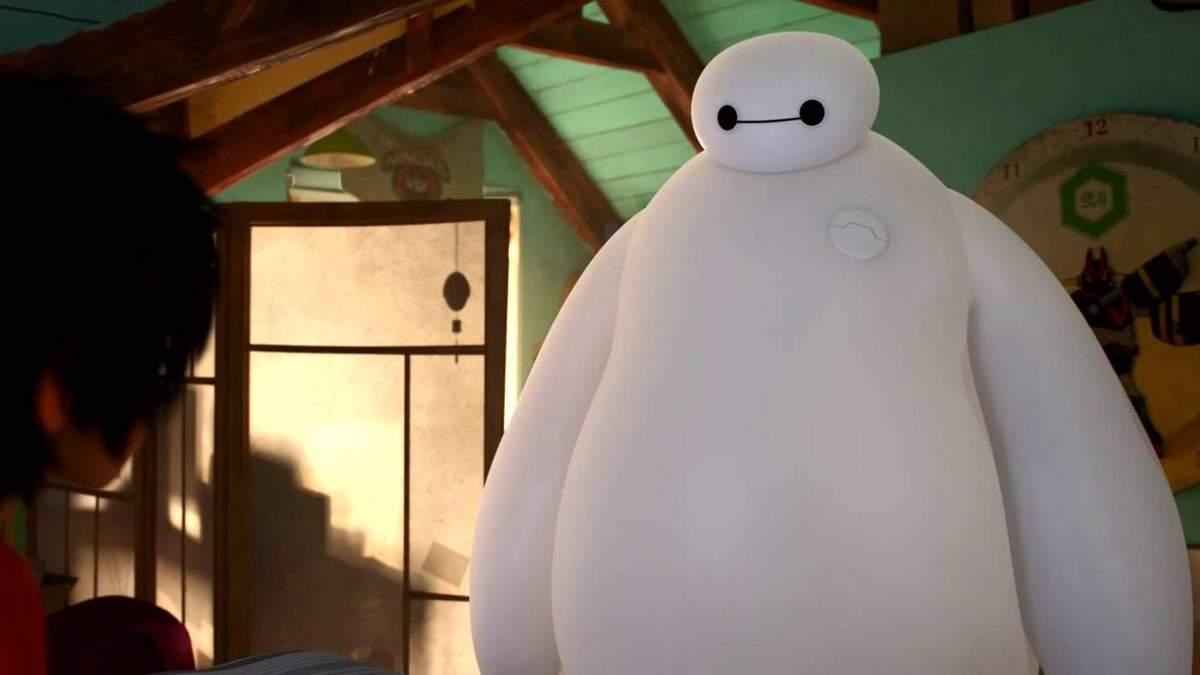 Компанія Disney представила прототип надувного робота: захоплююче відео