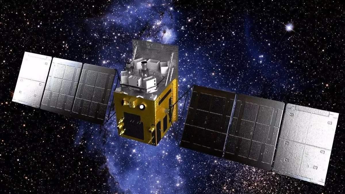 Ученые зафиксировали космический телескоп RXTE в атмосфере над Венесуэлой