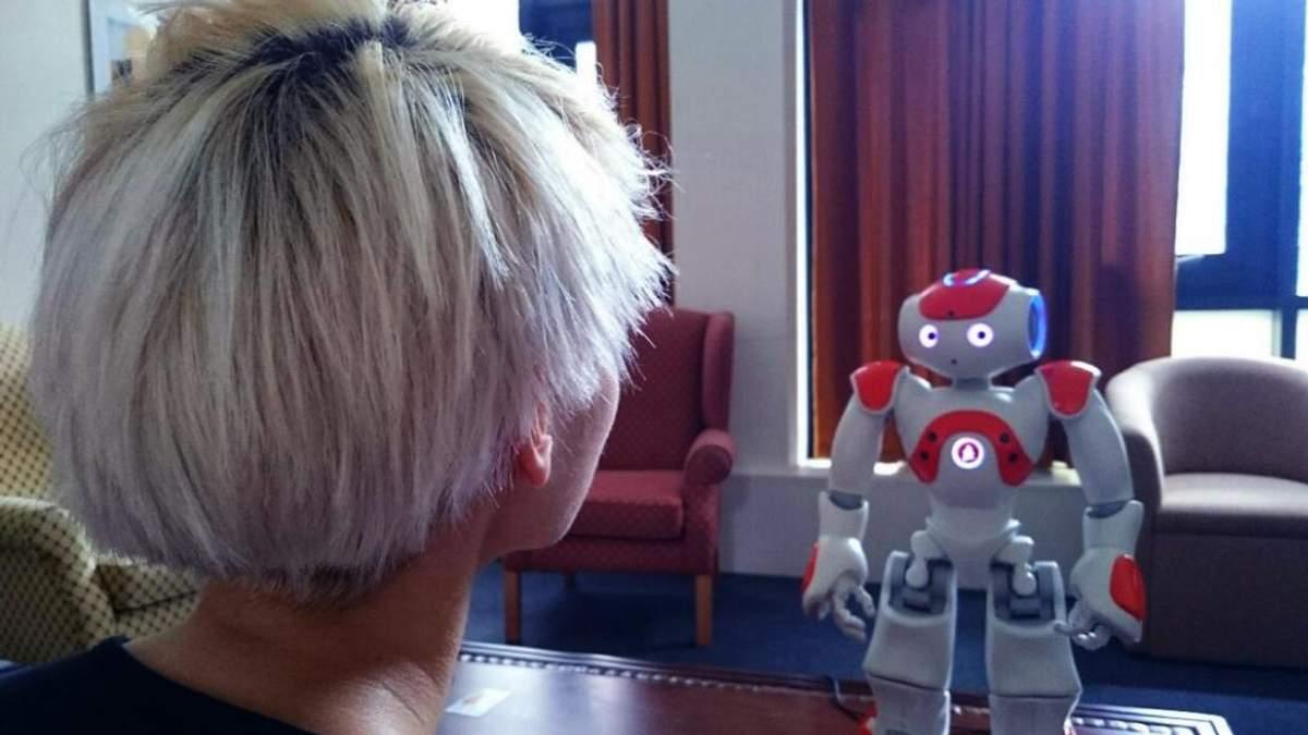 Ученые научили робота психологическим навыкам