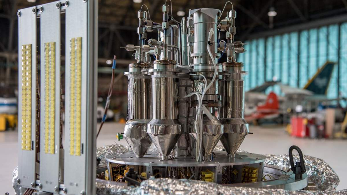 NASA планує випробувати ядерний реактор під час місій на Місяць і Марс