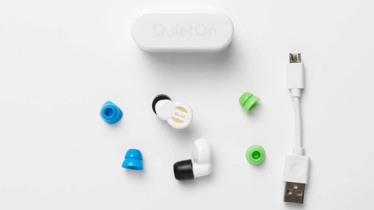 Разработчики представили наушники, которые избавят от лишнего шума