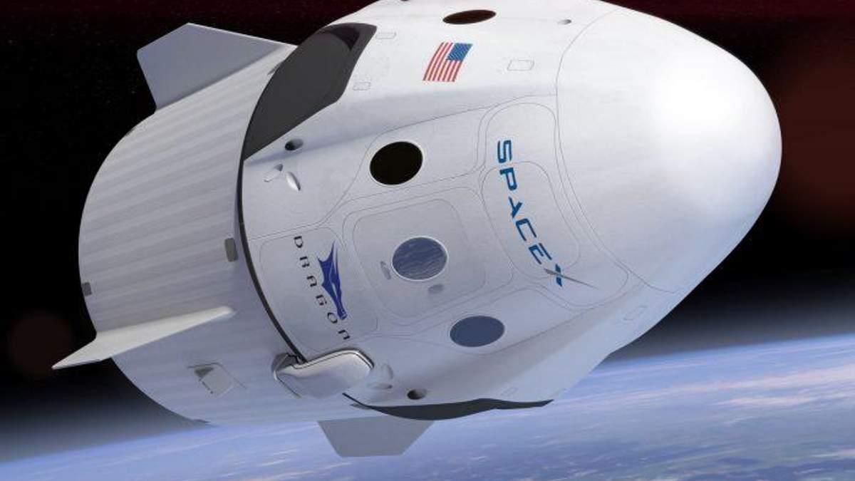 Dragon от SpaceX успешно выполнил миссию и вернулся на Землю