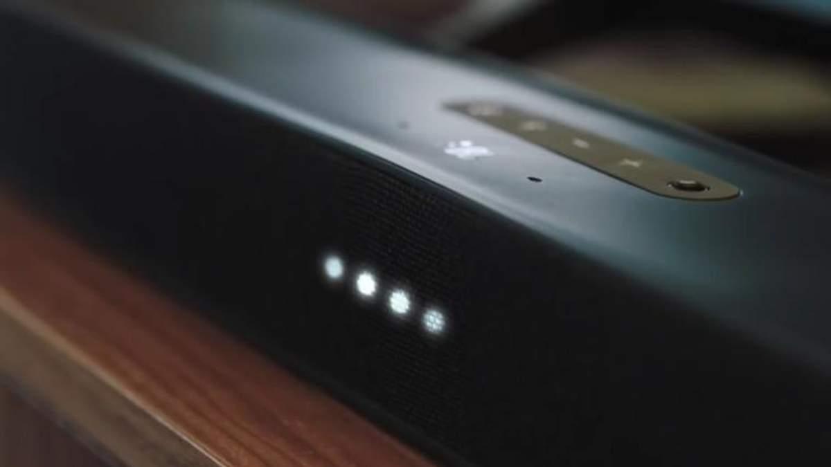 """Google представила JBL Link Bar – компактную """"умную"""" акустическую систему"""