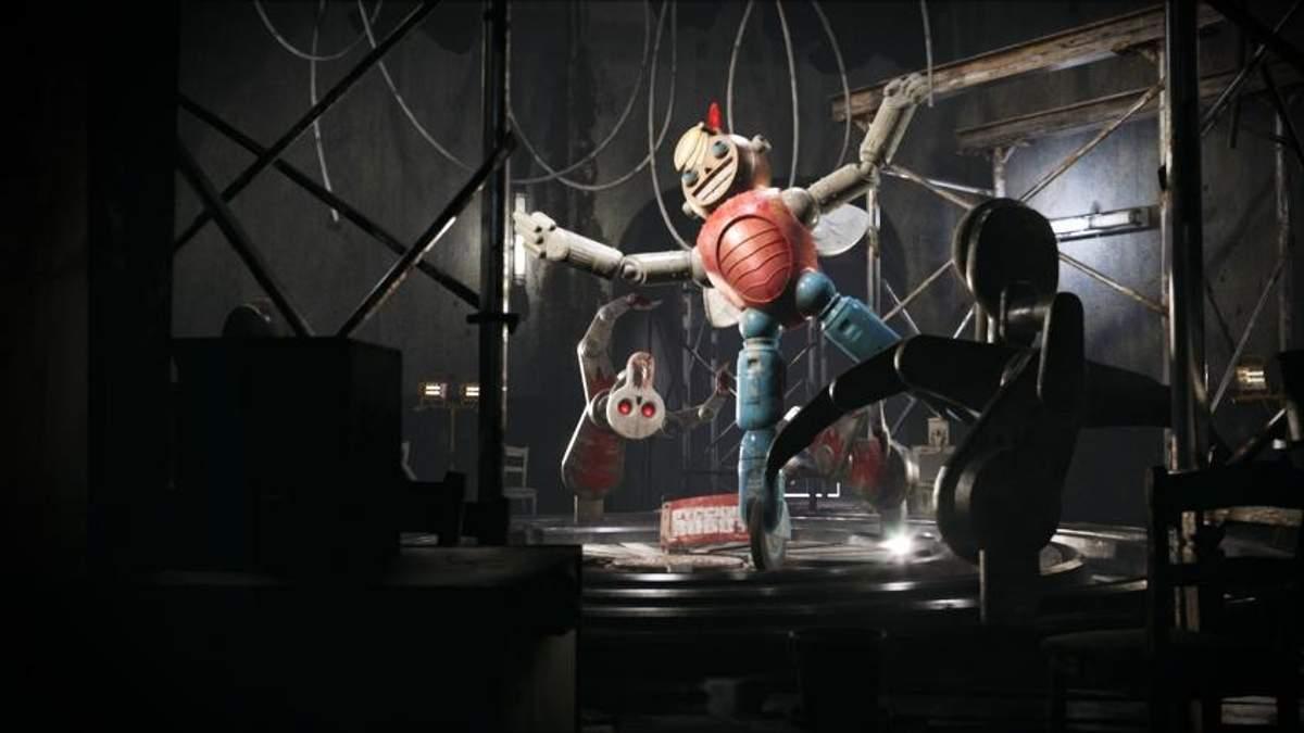 Atomic Heart: Mundfish опублікували новий трейлер захоплюючого шутера про СРСР