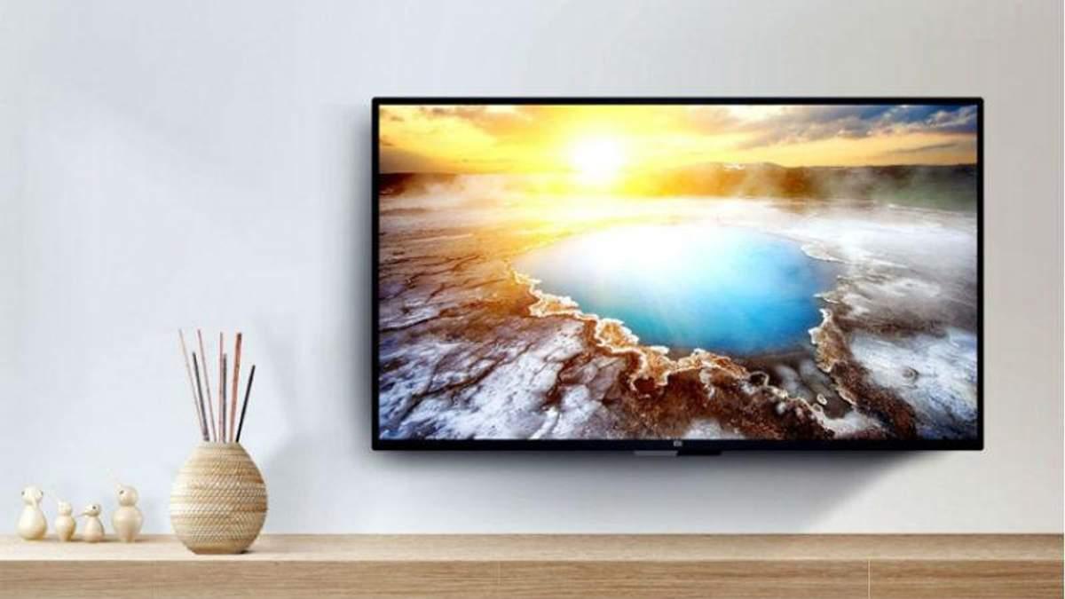 Розумний телевізор від Xiaomi рекордно подешевшав