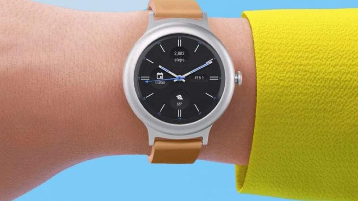 Google анонсувала свій флагманський смарт-годинник