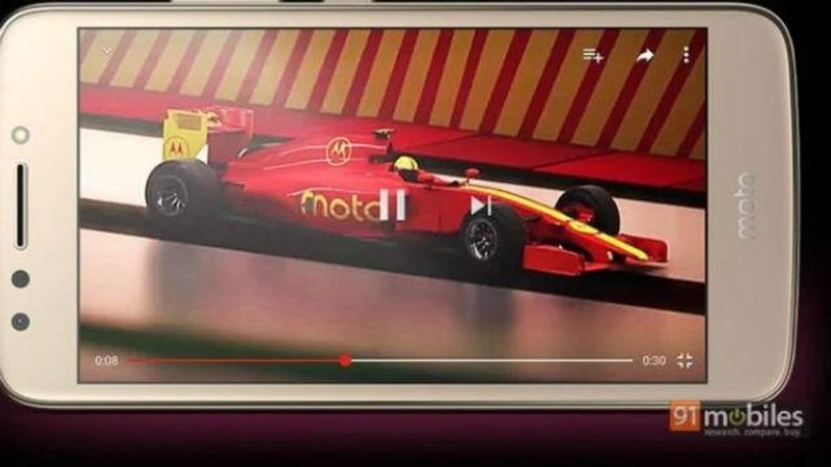 З'явились перші фото бюджетних смартфонів від Motorola Moto C2 і C2 Plus