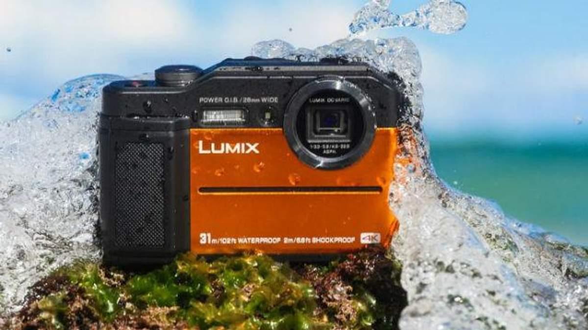Panasonic представила камеру для зйомки на глибині