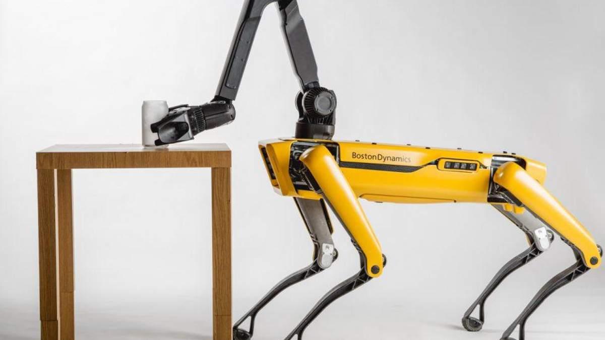 Роботи компанії Boston Dynamics вже наступного року надійдуть у вільний продаж