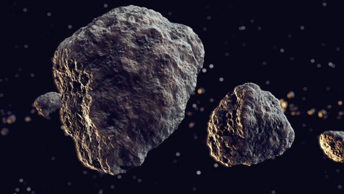 Возле Земли пронесся огромный астероид